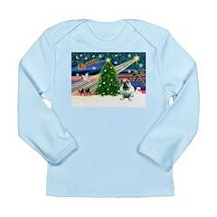 Xmas Magic / EBD Long Sleeve Infant T-Shirt