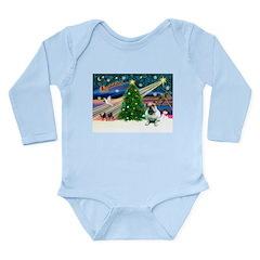 Xmas Magic / EBD Long Sleeve Infant Bodysuit