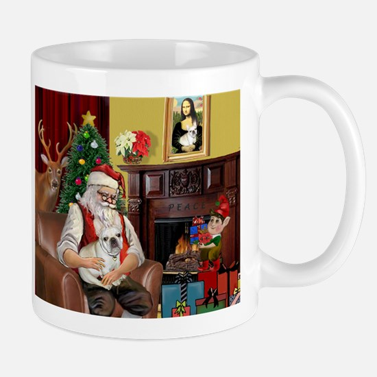 Santa's French BD (1) Mug