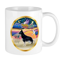 XmasStar/German Shepherd #14 Mug