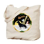 NightFlight-German Shep3 Tote Bag