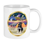 XmasStar/German Shep Pup Mug