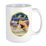 XmasStar/German Shepherd #13 Large Mug