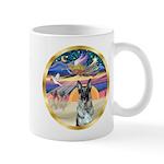 XmasStar/German Shepherd #12 Mug