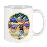 XmasStar/German Shepherd #12 Mug