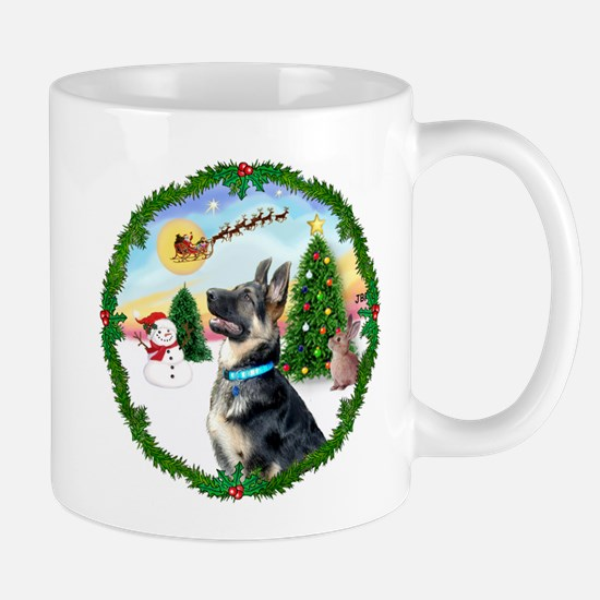 Take Off1/German Shepherd #15 Mug