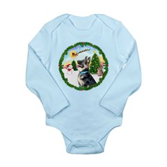 Take Off1/German Shepherd #15 Long Sleeve Infant B
