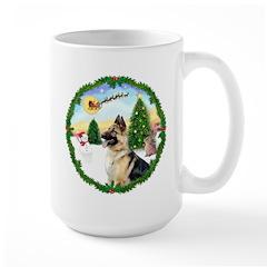 Take Off1/German Shepherd #13B Mug