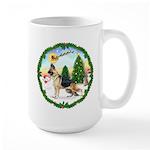 Take Off1/German Shepherd #13 Large Mug