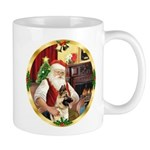 Santa's German Shepherd #13 Mug