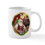 Santa's German Shepherd #12 Mug