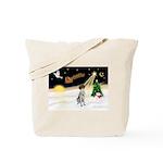Night Flight/GSHP Tote Bag