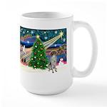 Xmas Magic/German SHP Large Mug
