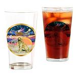 XmasStar/Golden #1 Drinking Glass
