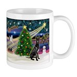 XmasMagic/Black Dane Mug