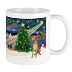 Xmas Magic & Gr Dane Mug