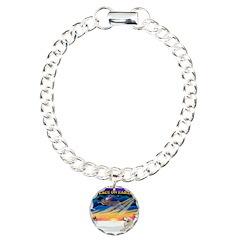XmasSunrise/Pyrenees 1 Bracelet