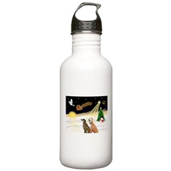 NIGHT FLIGHT<br>& 2 Greyhound Water Bottle