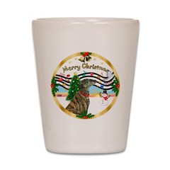 XmasMusic1MC/Greyhound Shot Glass