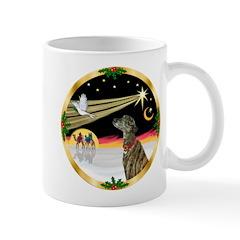XmasDove/Greyhound Mug