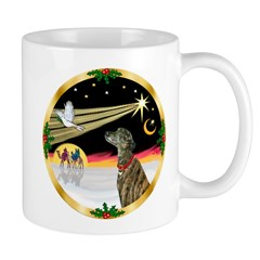 XmasDove/Greyhound Mug