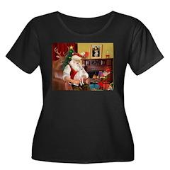 Santa's Ital Greyhound T