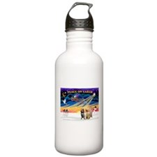 3 Spinones Water Bottle