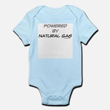 Powered by natural gas Infant Creeper