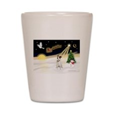 Night Flight/ JRT #1 Shot Glass