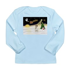 Night Flight/ JRT #1 Long Sleeve Infant T-Shirt