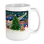 XmasMagic/Lakeland Ter Large Mug