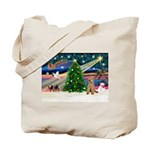 XmasMagic/Lakeland Ter Tote Bag
