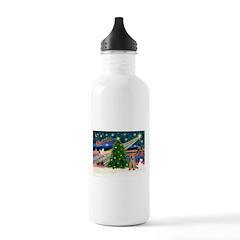 XmasMagic/Lakeland Ter Water Bottle