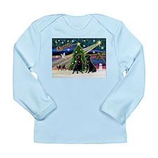 Xmas Magic & Lab PR Long Sleeve Infant T-Shirt