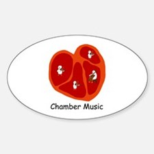 Chamber Music Decal