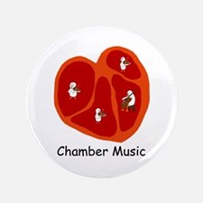 """Chamber Music 3.5"""" Button"""