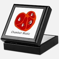 Chamber Music Keepsake Box