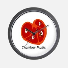 Chamber Music Wall Clock