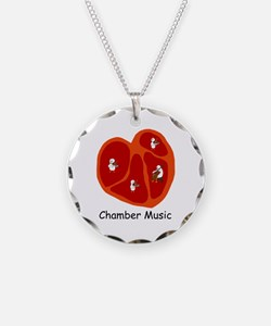 Chamber Music Necklace