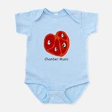 Chamber Music Infant Bodysuit