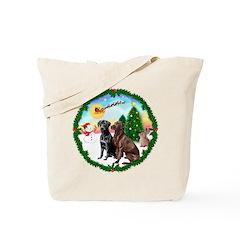 Take Off1/2 Labs(cho/blk) Tote Bag