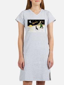 Night Flight/Manchester Women's Nightshirt