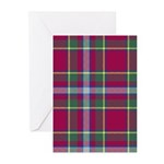 Tartan - Drummond of Fingask Greeting Cards (Pk of