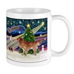 XmasStar/Nova Scotia dog Mug
