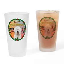 XmasMusic 3/OES #3 Drinking Glass