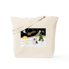 Night Flight/OES #2 Tote Bag