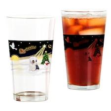 Night Flight/OES #2 Drinking Glass