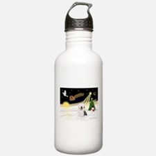 Night Flight/OES #2 Water Bottle