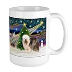 Xmas Magic & OES #5 Large Mug