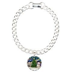 XmasMagic/Old English #6 Bracelet